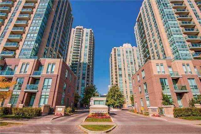 Image 1 of 17 showing inside of 1 Bedroom Condo Apt Apartment for Lease at 26 Olive Ave Unit# 1101, Toronto M2N7G7