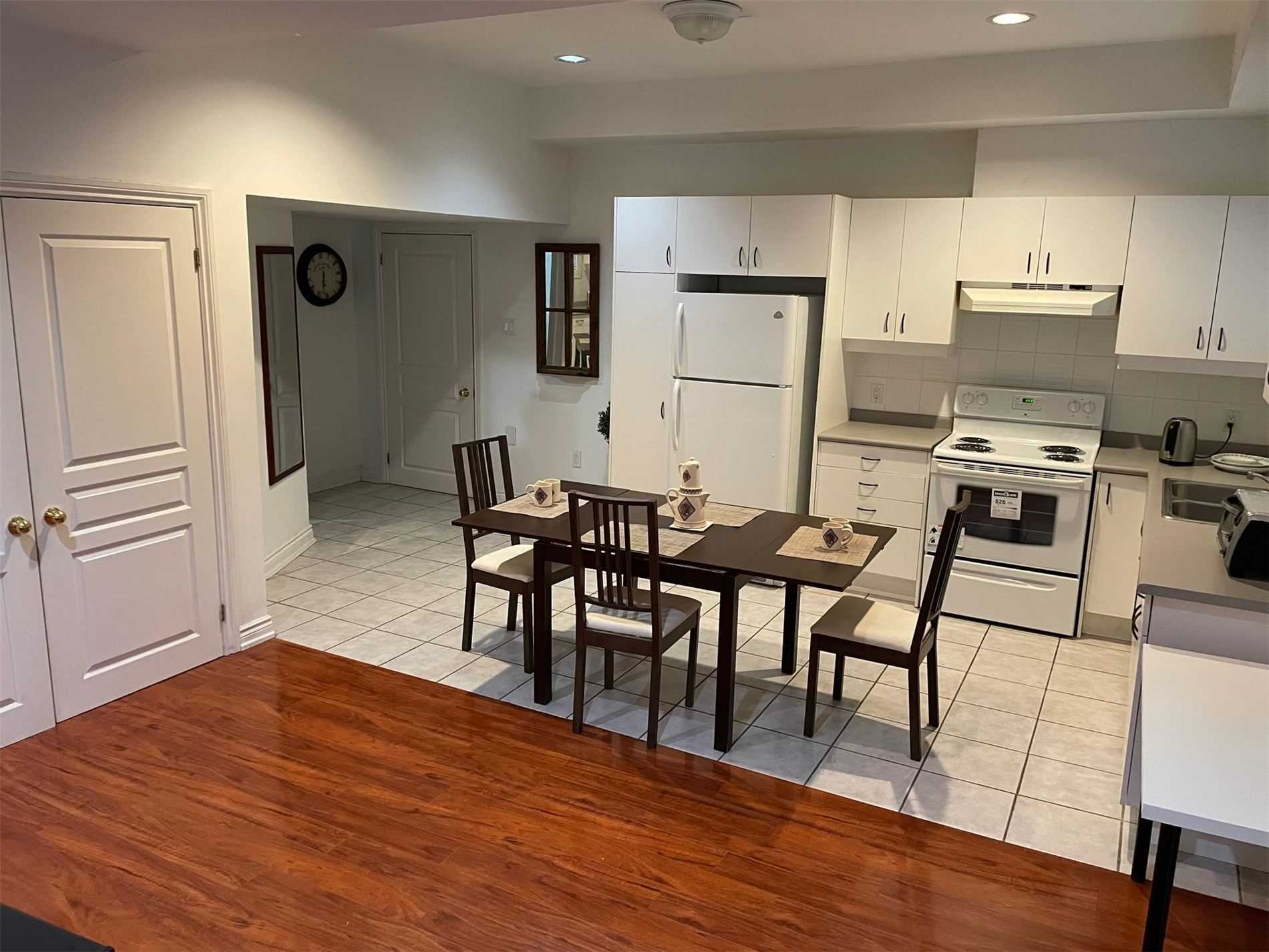 Image 1 of 10 showing inside of 1 Bedroom Detached 2-Storey for Lease at 40 Madawaska Ave, Toronto M2M2P9