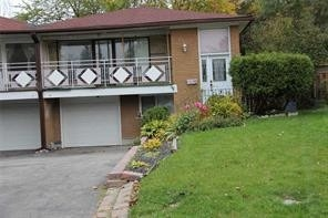 Image 1 of 13 showing inside of 3 Bedroom Semi-Detached Bungalow-Raised for Lease at 5 Leavey    (Upper) Crt, Toronto M2H1E5