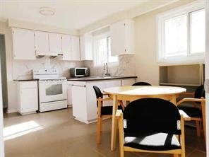 Image 8 of 13 showing inside of 3 Bedroom Semi-Detached Bungalow-Raised for Lease at 5 Leavey    (Upper) Crt, Toronto M2H1E5