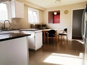 Image 9 of 13 showing inside of 3 Bedroom Semi-Detached Bungalow-Raised for Lease at 5 Leavey    (Upper) Crt, Toronto M2H1E5