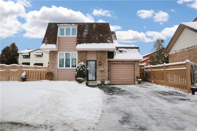 pictures of 23 Gerrie Crt, Whitby L1N5Y1