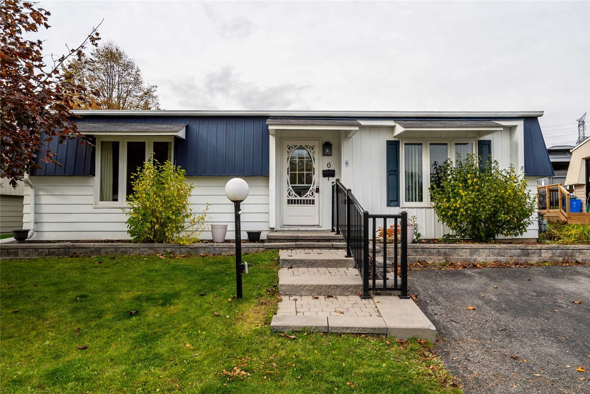 pictures of house for sale MLS: E4619084 located at 6 Champlain Crt, Clarington L1B1A5