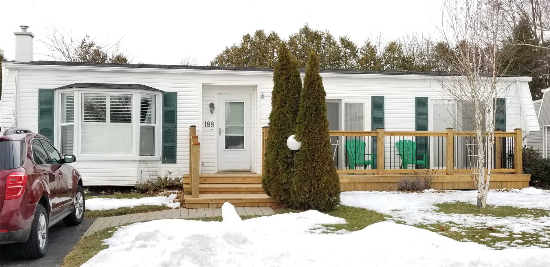 pictures of house for sale MLS: E4687669 located at 188 Wilmot Tr, Clarington L1B1B9