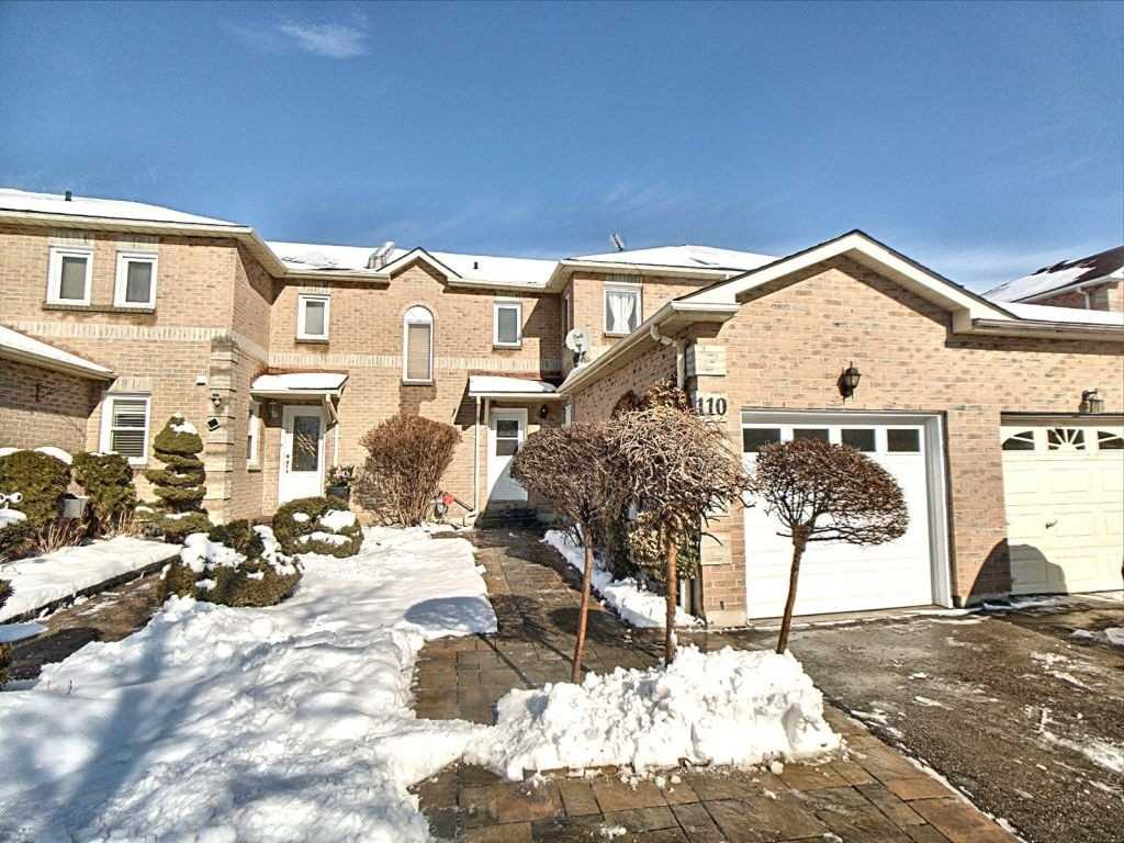 pictures of house for sale MLS: E4690483 located at 110 Wright Cres, Ajax L1S6X7