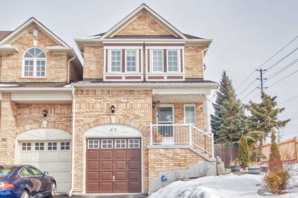 pictures of house for sale MLS: E4692416 located at 57 Dooley Cres, Ajax L1T4J2