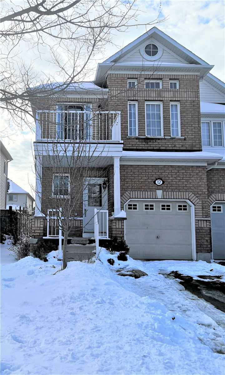 pictures of 12 Bliss Crt, Whitby L1N9V5