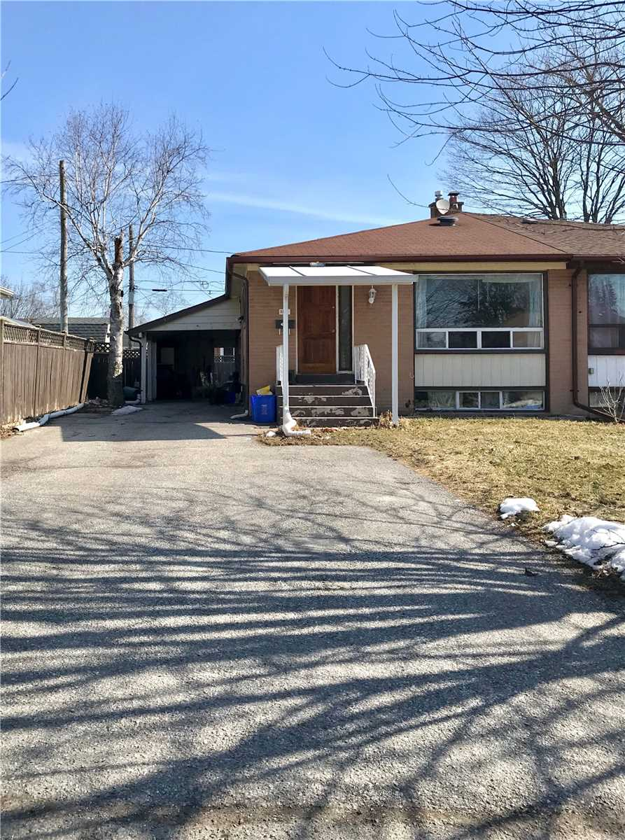pictures of house for sale MLS: E4723475 located at 119 Hurley Rd, Ajax L1S1N5