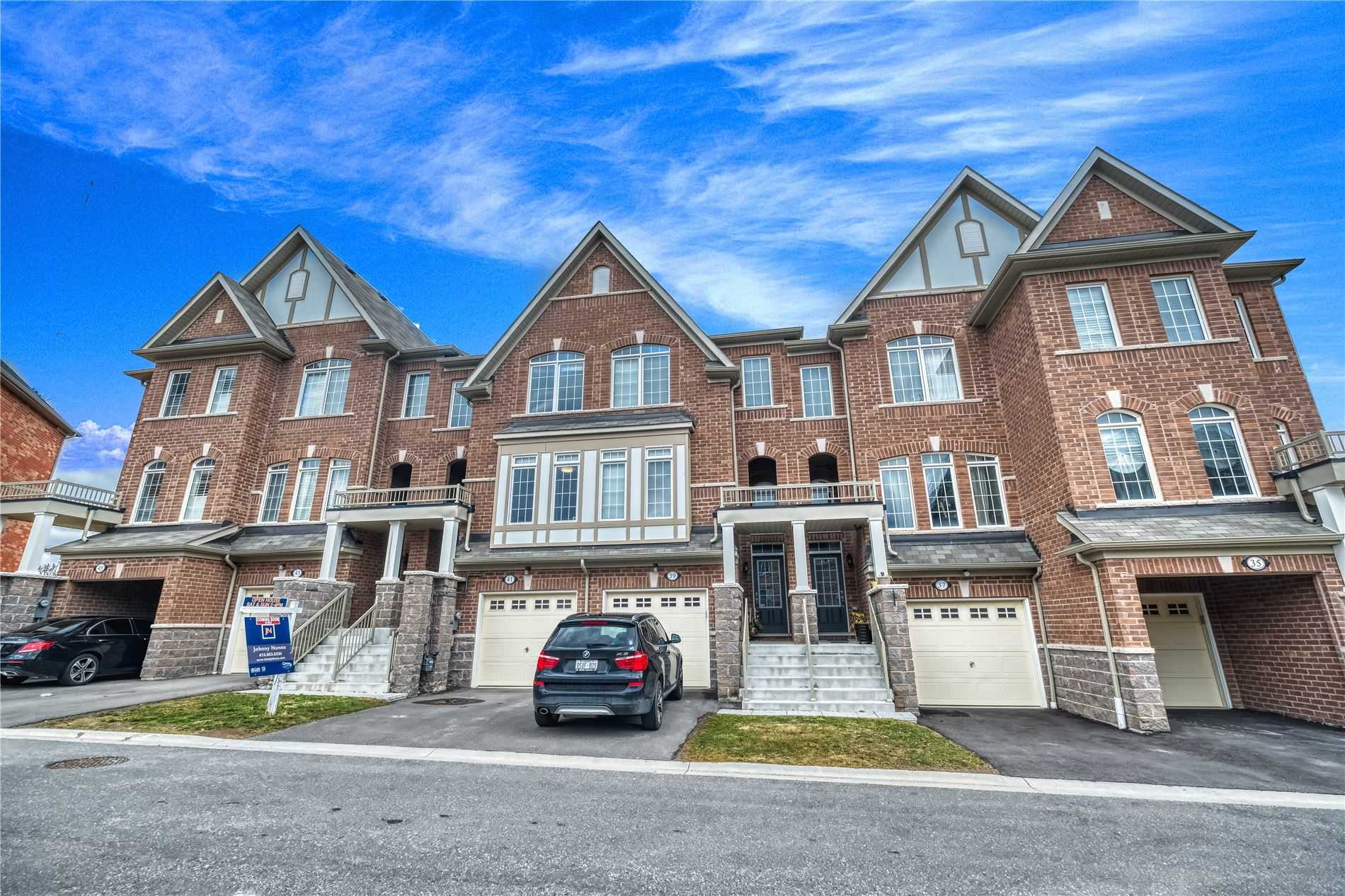pictures of house for sale MLS: E4724192 located at 41 Graywardine Lane, Ajax L1Z0R9
