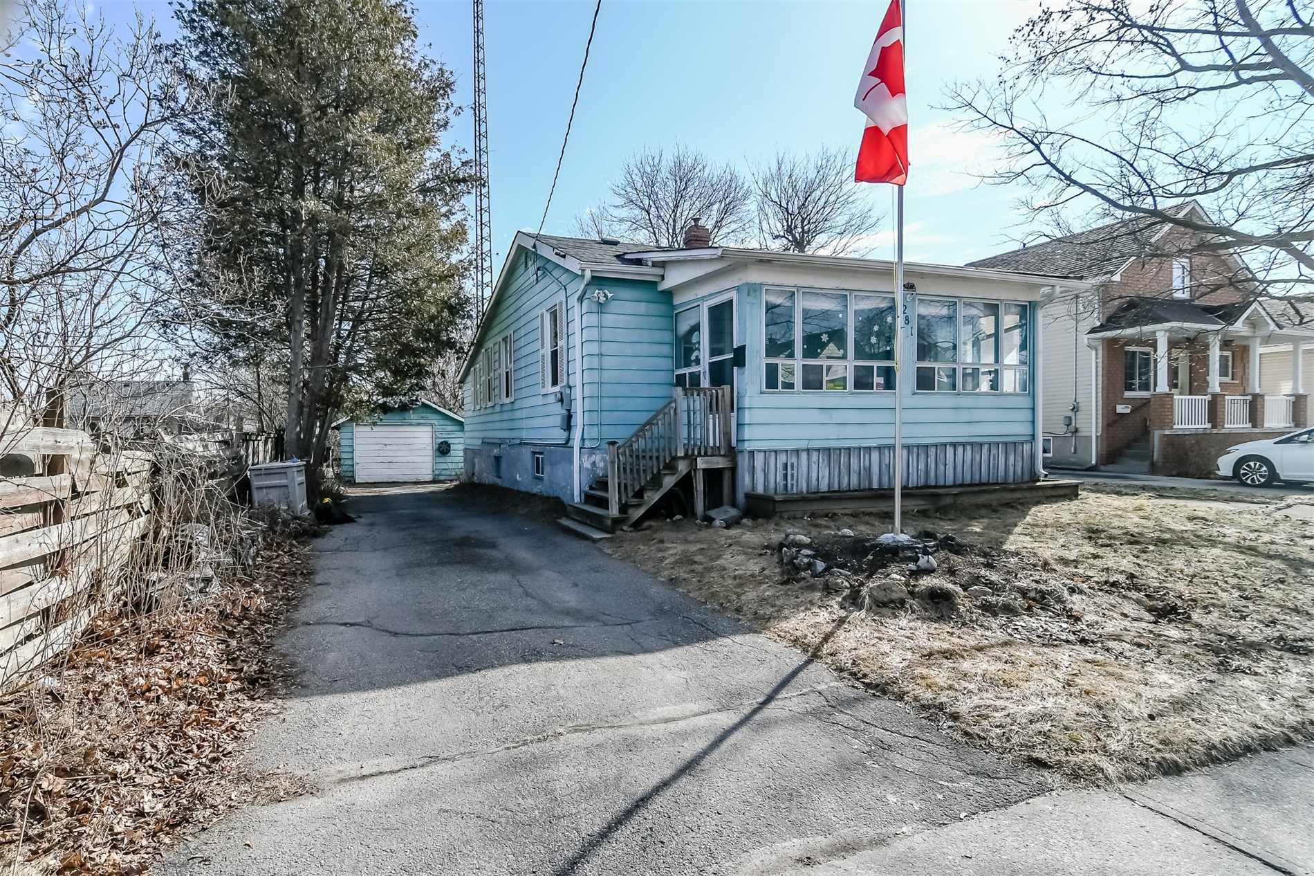 pictures of house for sale MLS: E4730113 located at 281 Burk St, Oshawa L1J4C5
