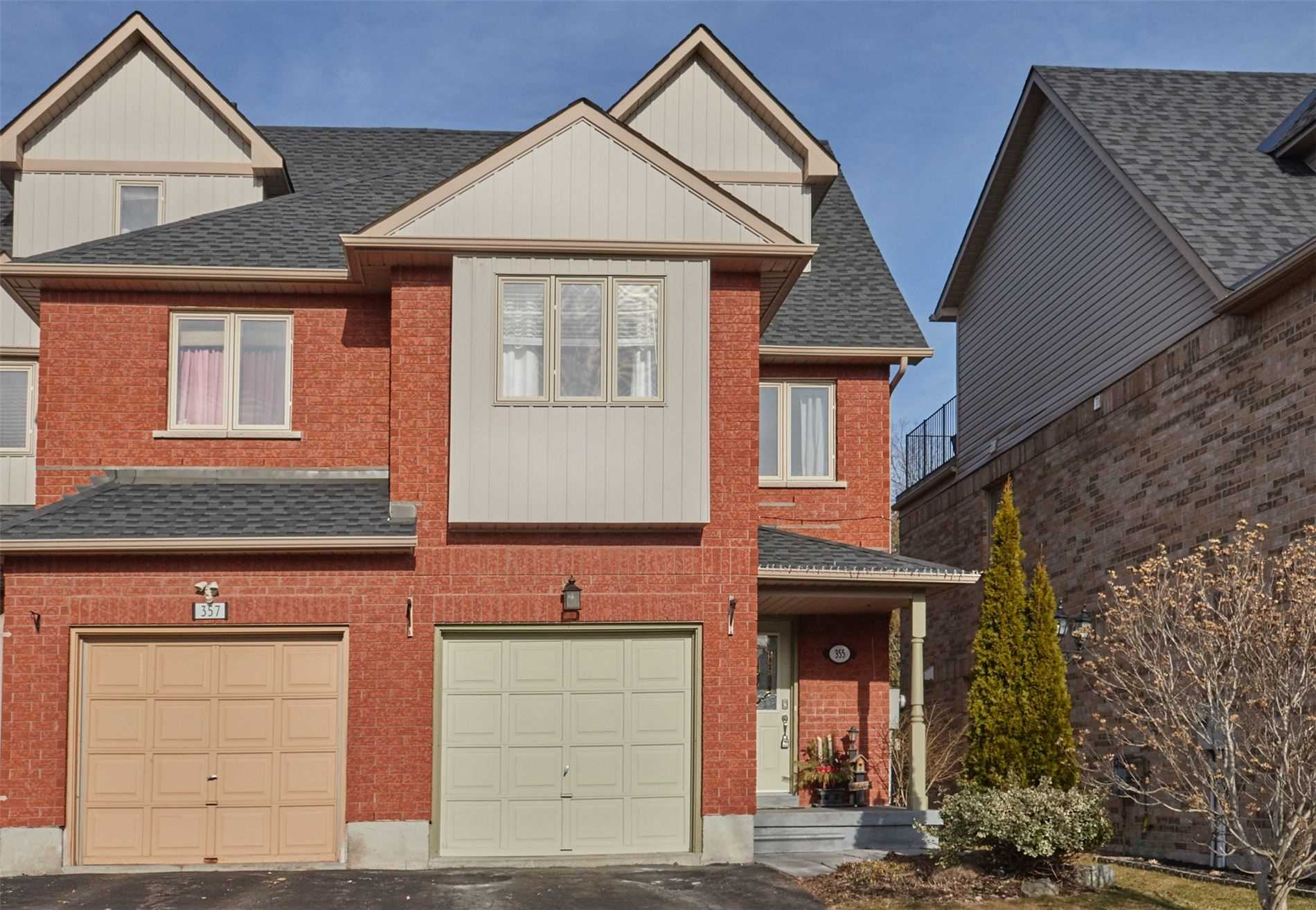 pictures of house for sale MLS: E4730282 located at 355 Sparrow Circ, Pickering L1V7E6