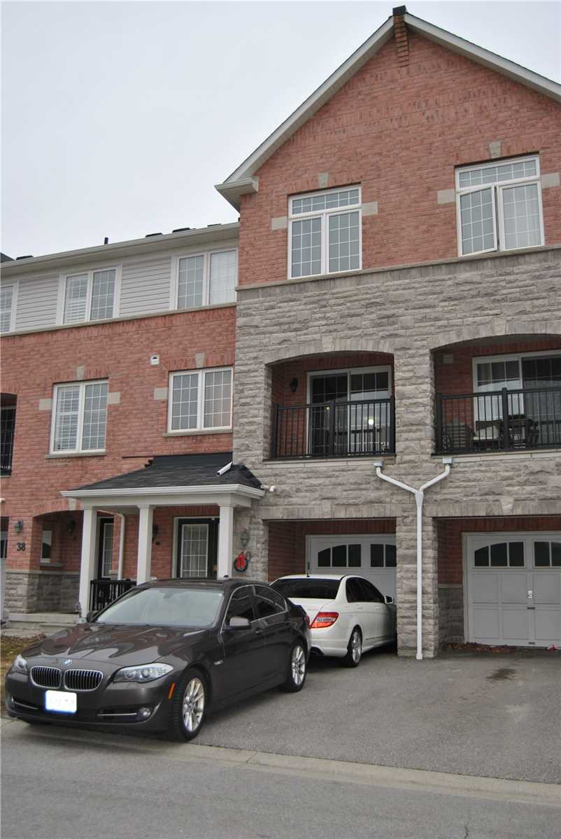 pictures of house for sale MLS: E4732980 located at 40 Pendrill  Way, Ajax L1Z0K9