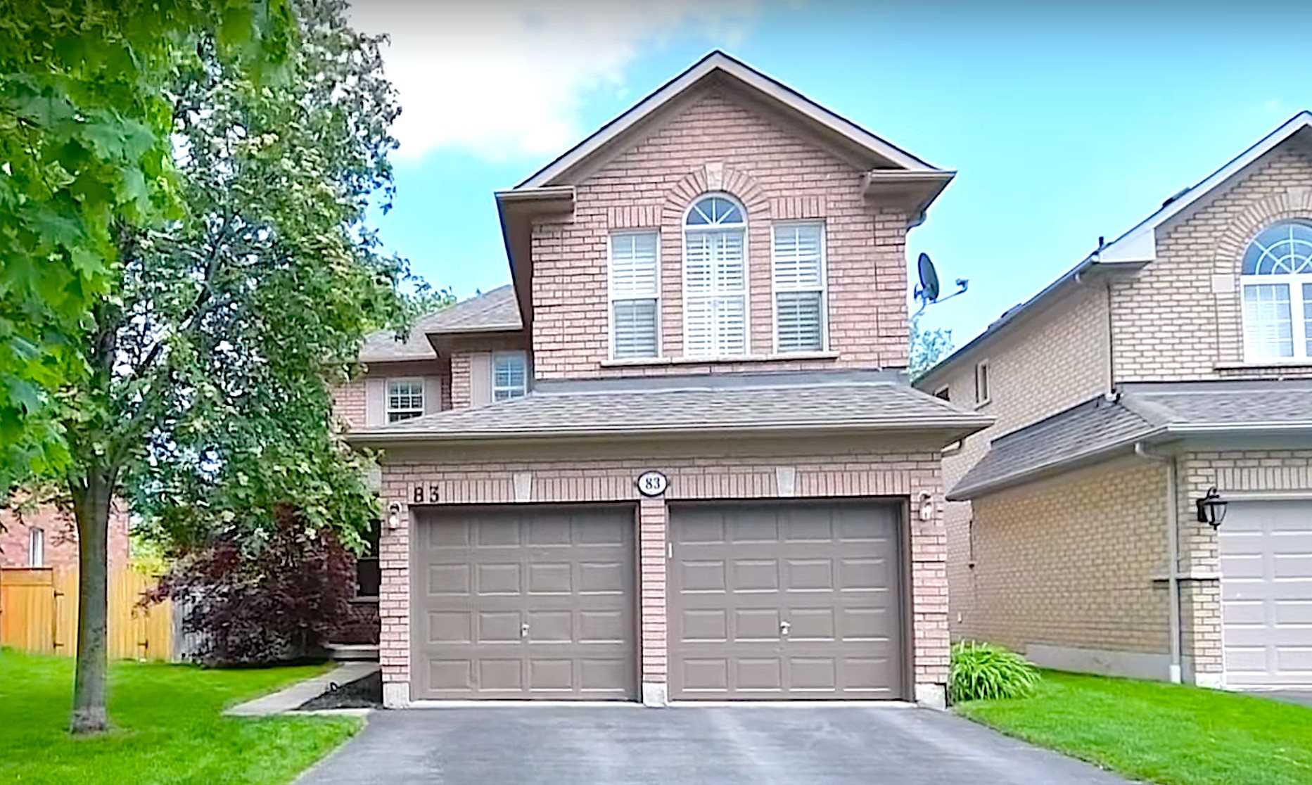 pictures of 83 Gartshore Dr, Whitby L1P1N5