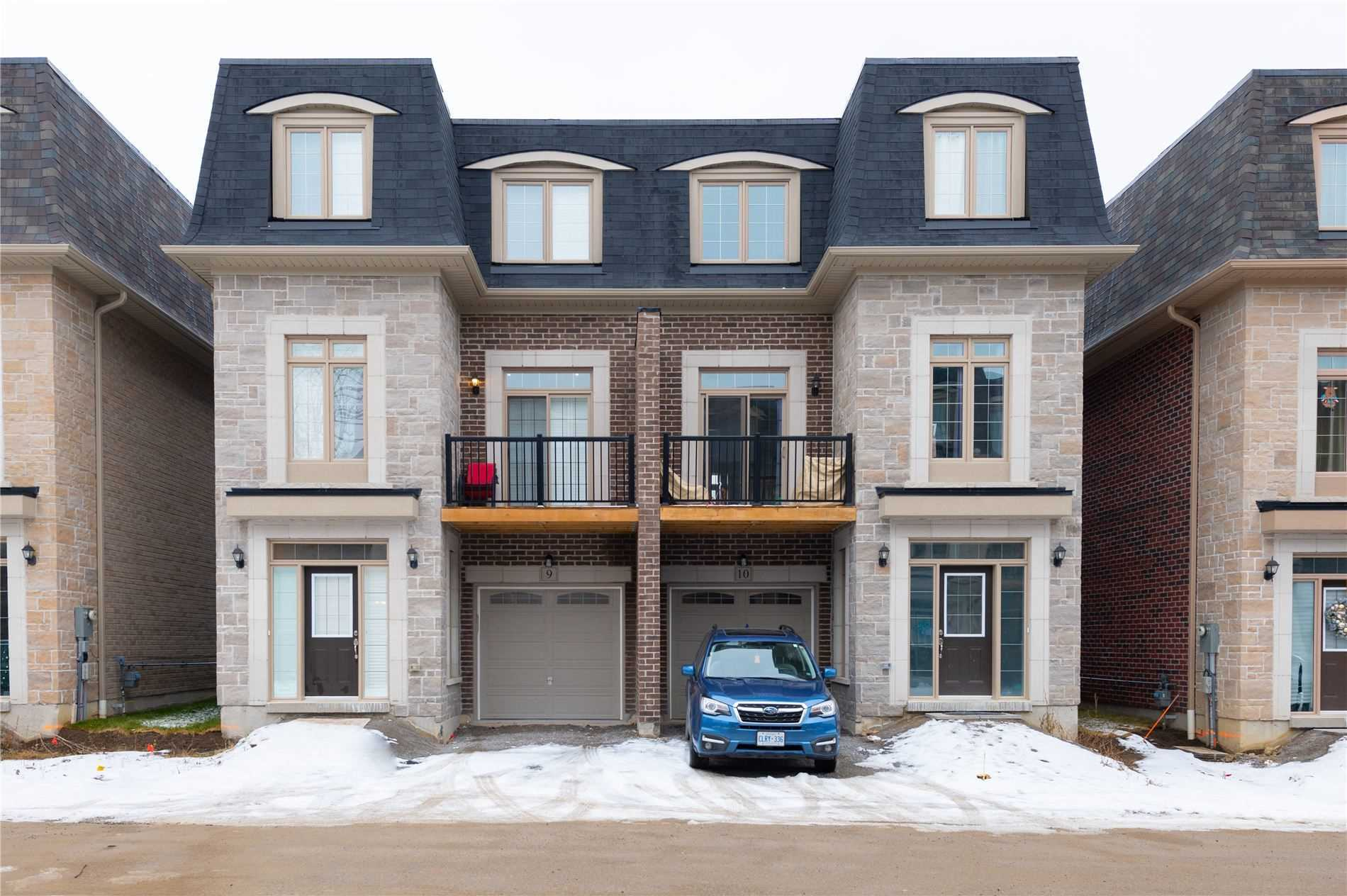 pictures of house for sale MLS: E5079163 located at 9 Seagrave Lane, Ajax L1T0P2