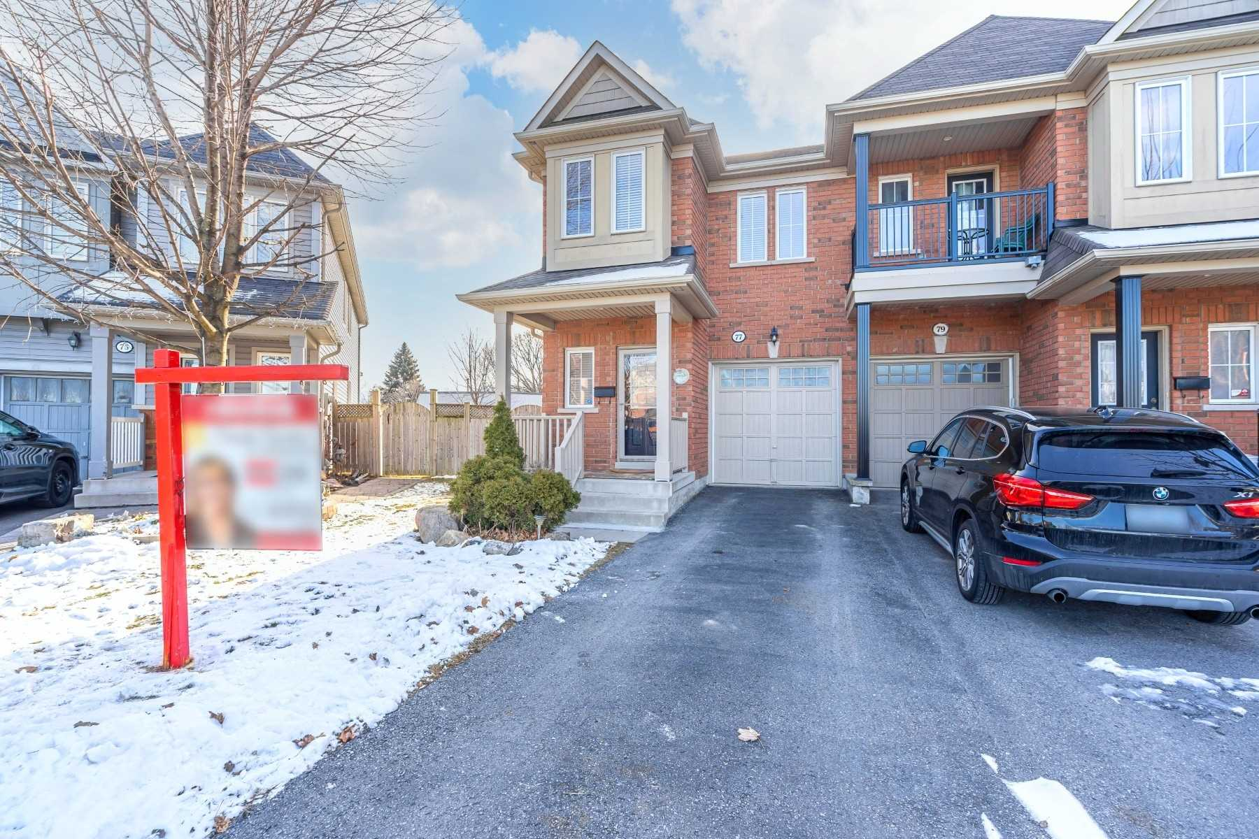 pictures of house for sale MLS: E5084954 located at 77 Aldonschool Crt, Ajax L1S2R3