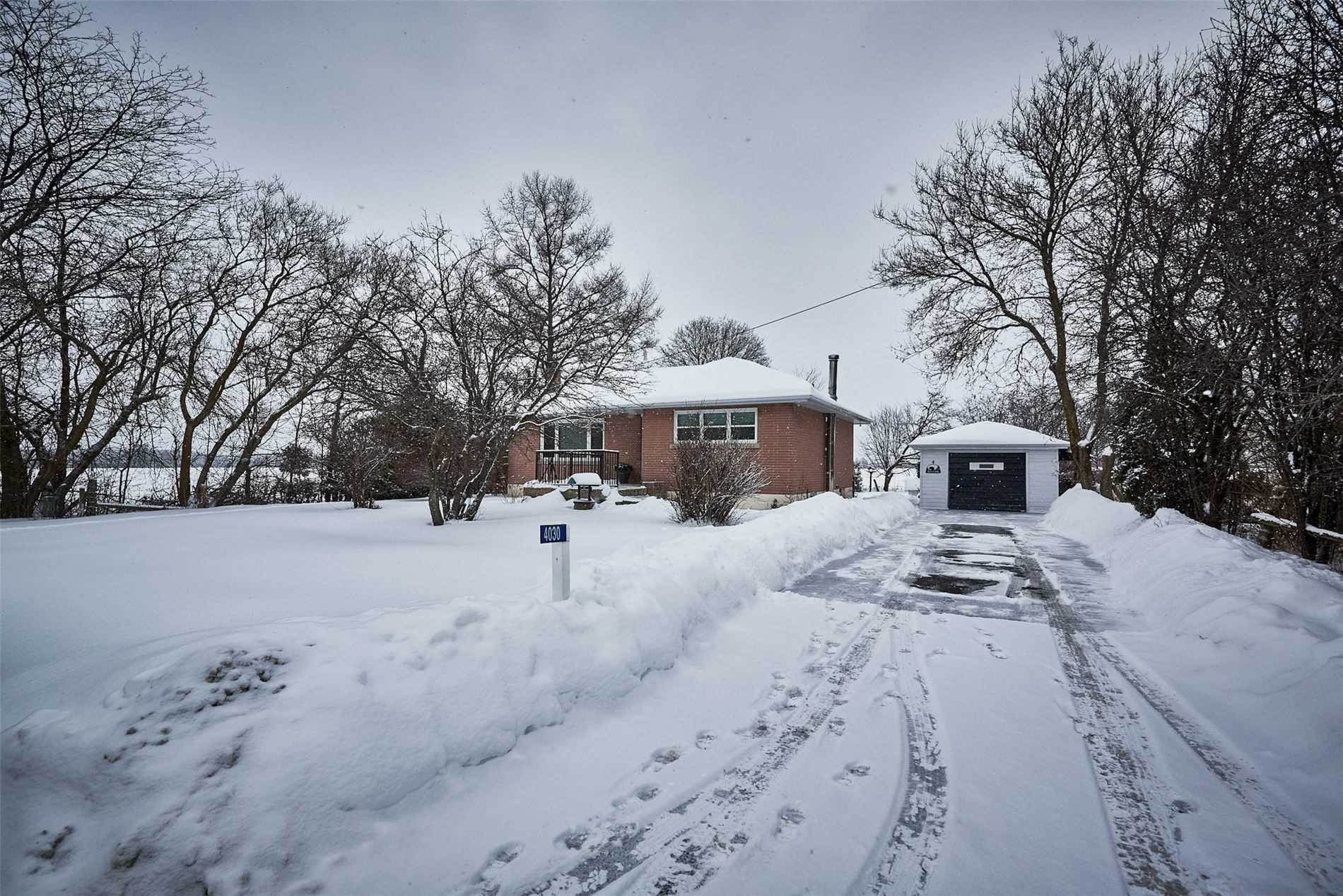pictures of house for sale MLS: E5125546 located at 4030 Highway 7A, Scugog L0B1L0