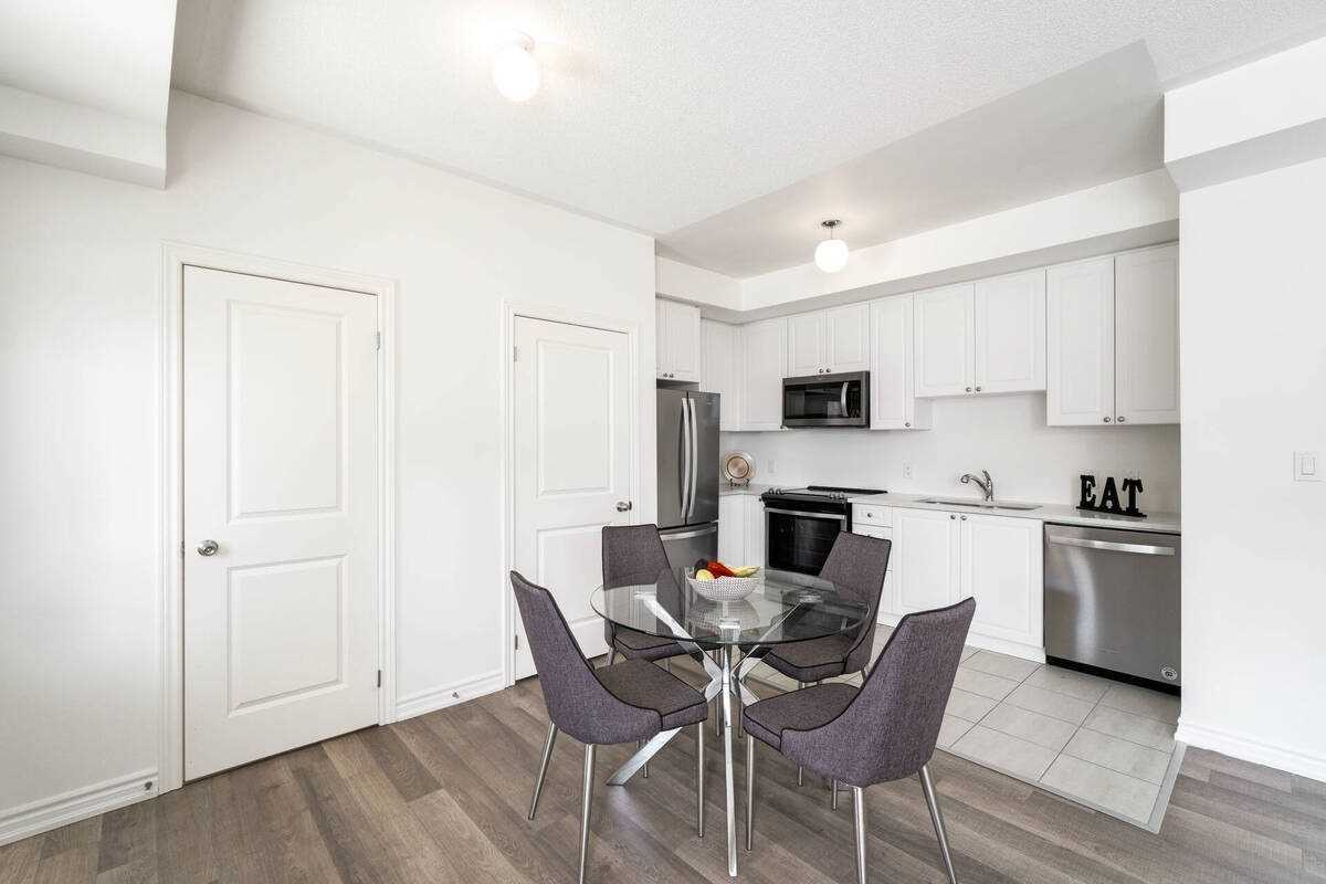 Image 37 of 38 showing inside of 2 Bedroom Condo Townhouse Stacked Townhse for Sale at 1806 Rex Heath Dr Unit# 97, Pickering L1X0E6