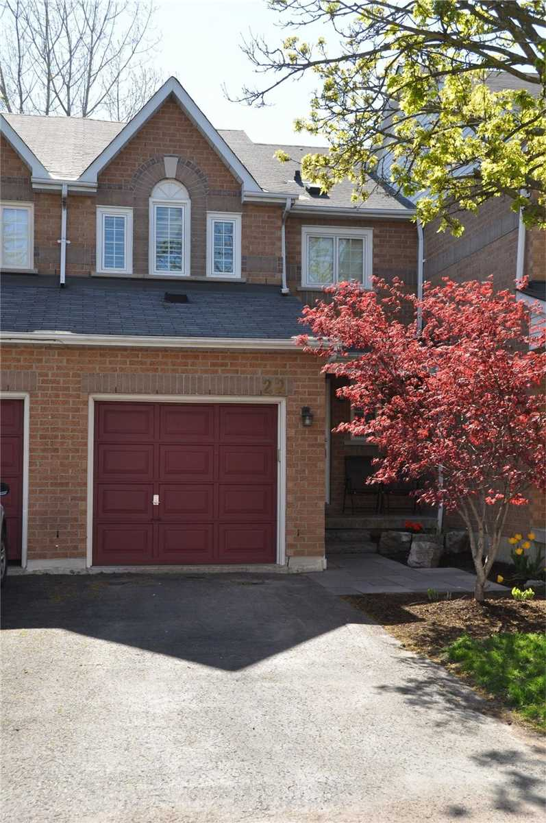 Image 1 of 12 showing inside of 3 Bedroom Condo Townhouse 2-Storey for Sale at 22 Macintyre Lane Unit# 11, Ajax L1T3X3