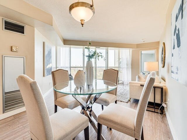 Image 2 of 25 showing inside of 2 Bedroom Condo Apt Apartment for Sale at 2 Westney Rd N Unit# 1203, Ajax L1T3H3