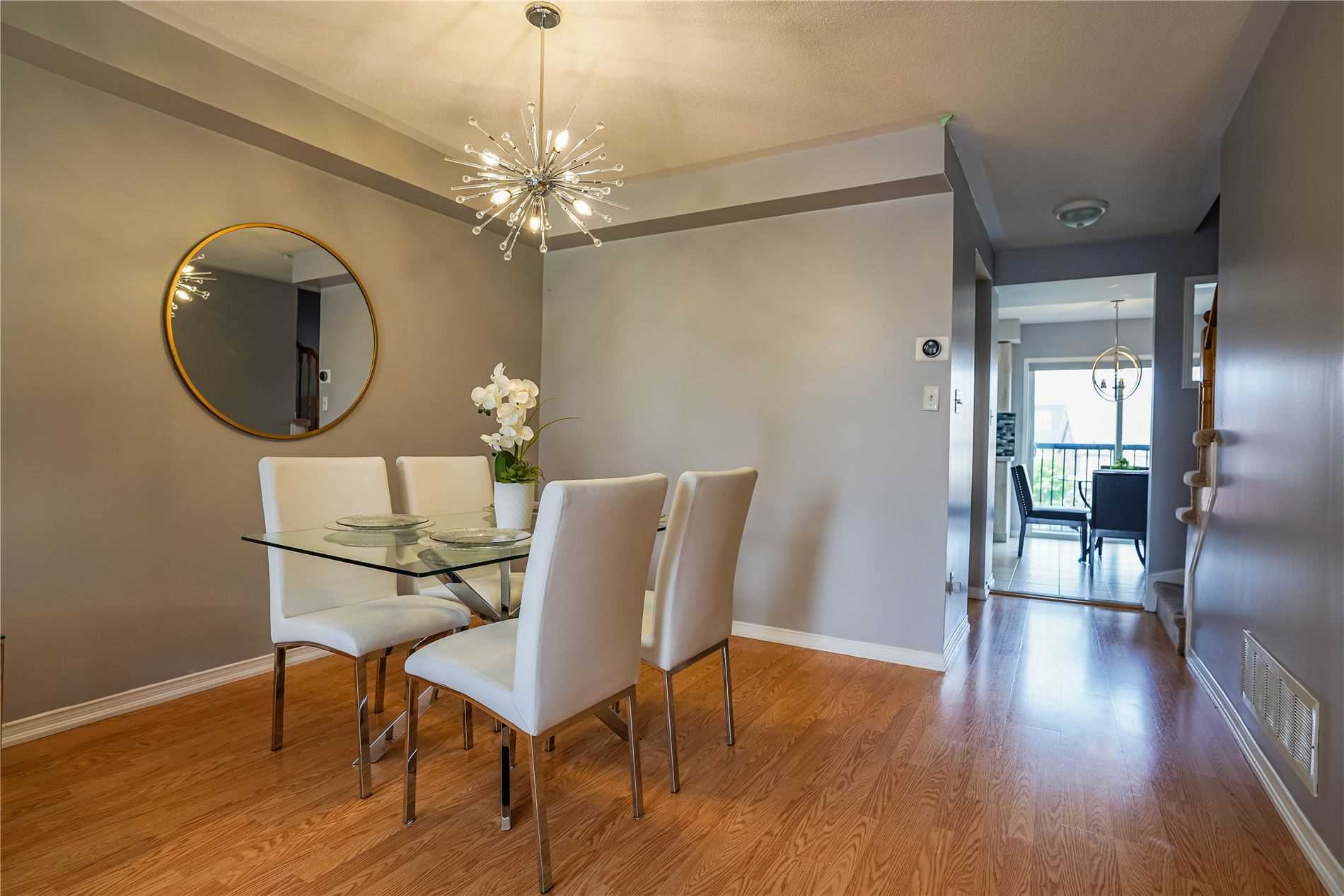 Image 21 of 25 showing inside of 3 Bedroom Condo Townhouse 3-Storey for Sale at 68 Oakins Lane W Unit# 34, Ajax L1T0H1