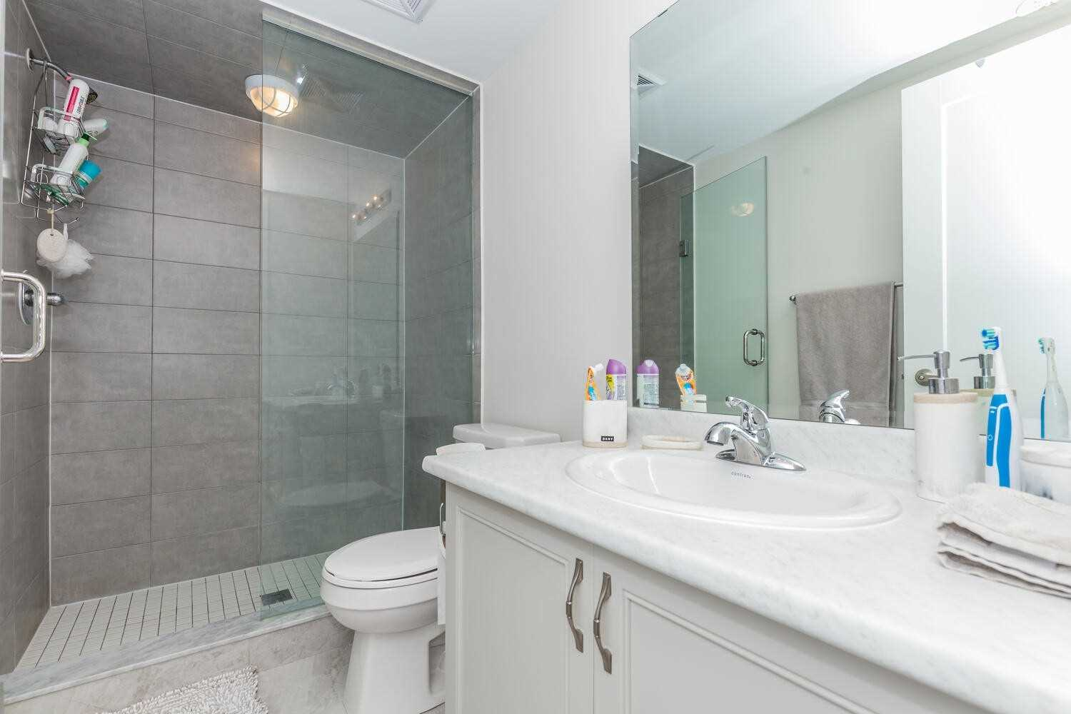 Image 4 of 17 showing inside of 2 Bedroom Condo Townhouse 2-Storey for Sale at 1711 Pure Springs Blvd Unit# 410, Pickering L1X0E3