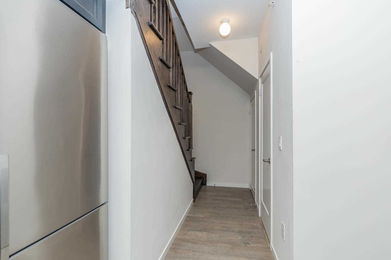 Image 15 of 17 showing inside of 2 Bedroom Condo Townhouse 2-Storey for Sale at 1711 Pure Springs Blvd Unit# 410, Pickering L1X0E3