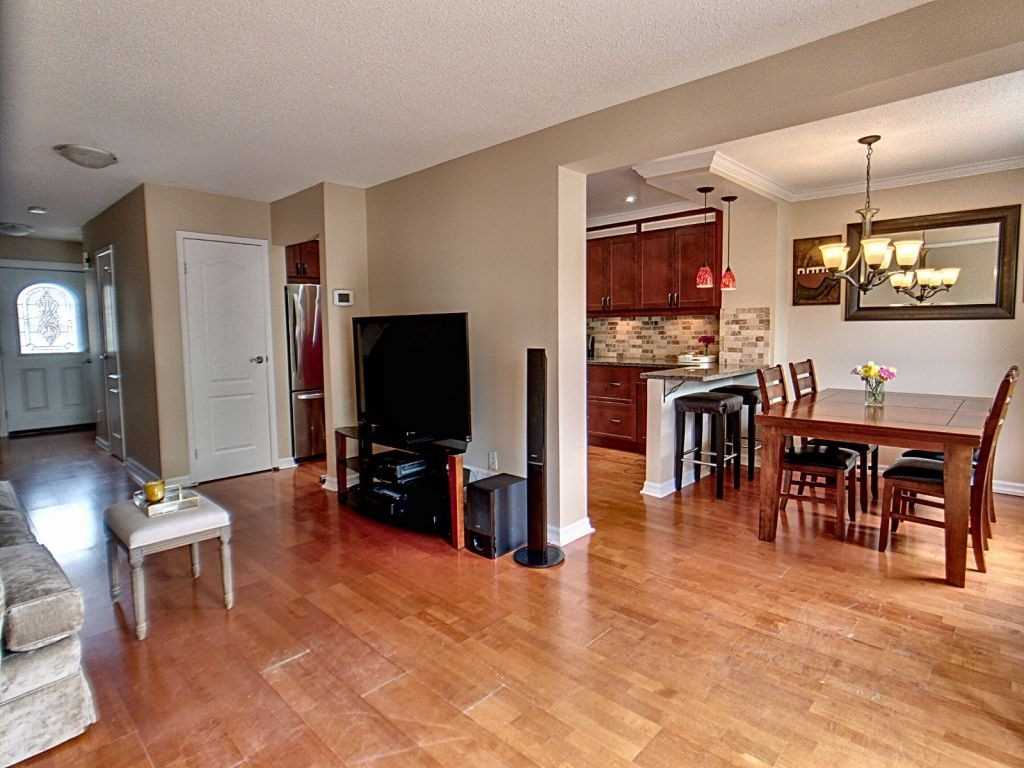 Image 19 of 23 showing inside of 3 Bedroom Condo Townhouse 2-Storey for Sale at 35 Robbie Cres Unit# 57, Ajax L1S3N1