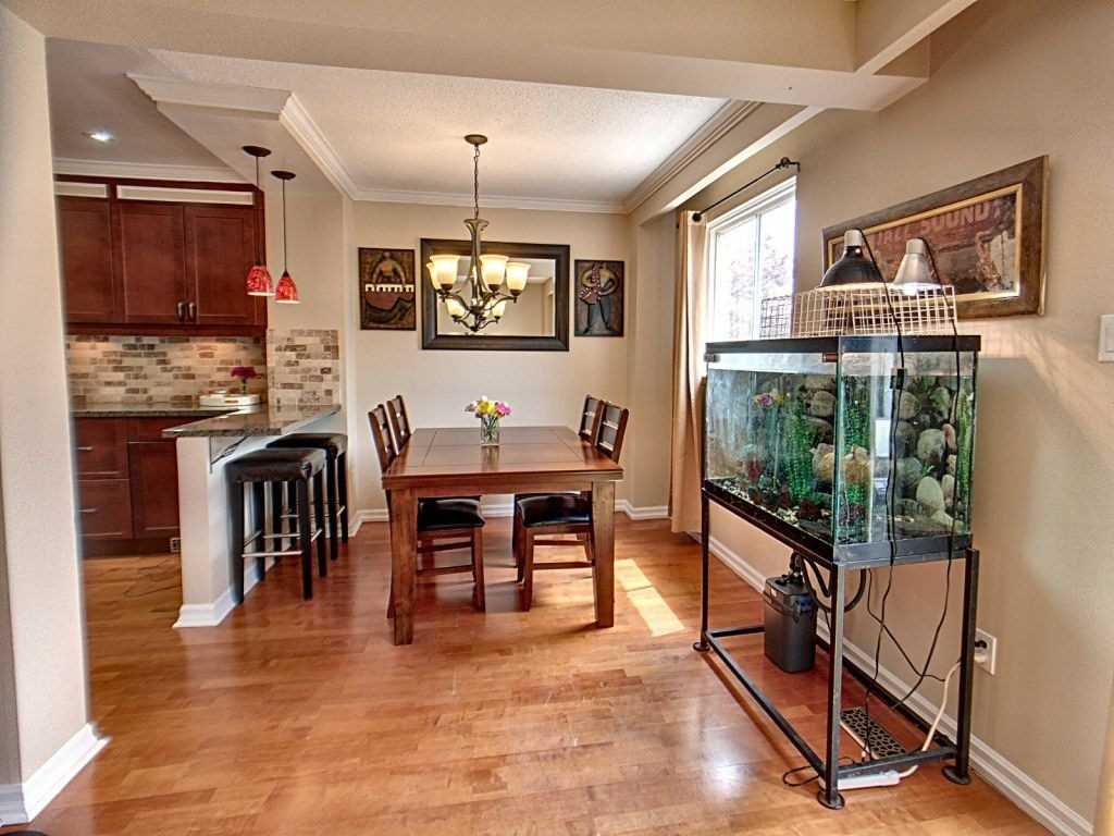 Image 21 of 23 showing inside of 3 Bedroom Condo Townhouse 2-Storey for Sale at 35 Robbie Cres Unit# 57, Ajax L1S3N1