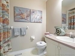 Image 8 of 31 showing inside of 3 Bedroom Condo Townhouse 2-Storey for Sale at 66 Arnold Estates Lane Unit# 13, Ajax L1S7L6