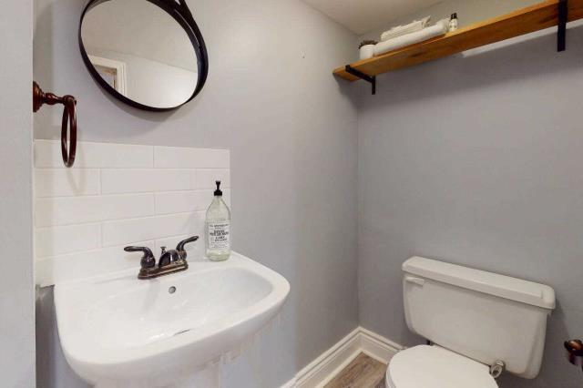 Image 14 of 29 showing inside of 3 Bedroom Det Condo 2-Storey for Sale at 80 Lucas Lane Unit# 75, Ajax L1S3P8