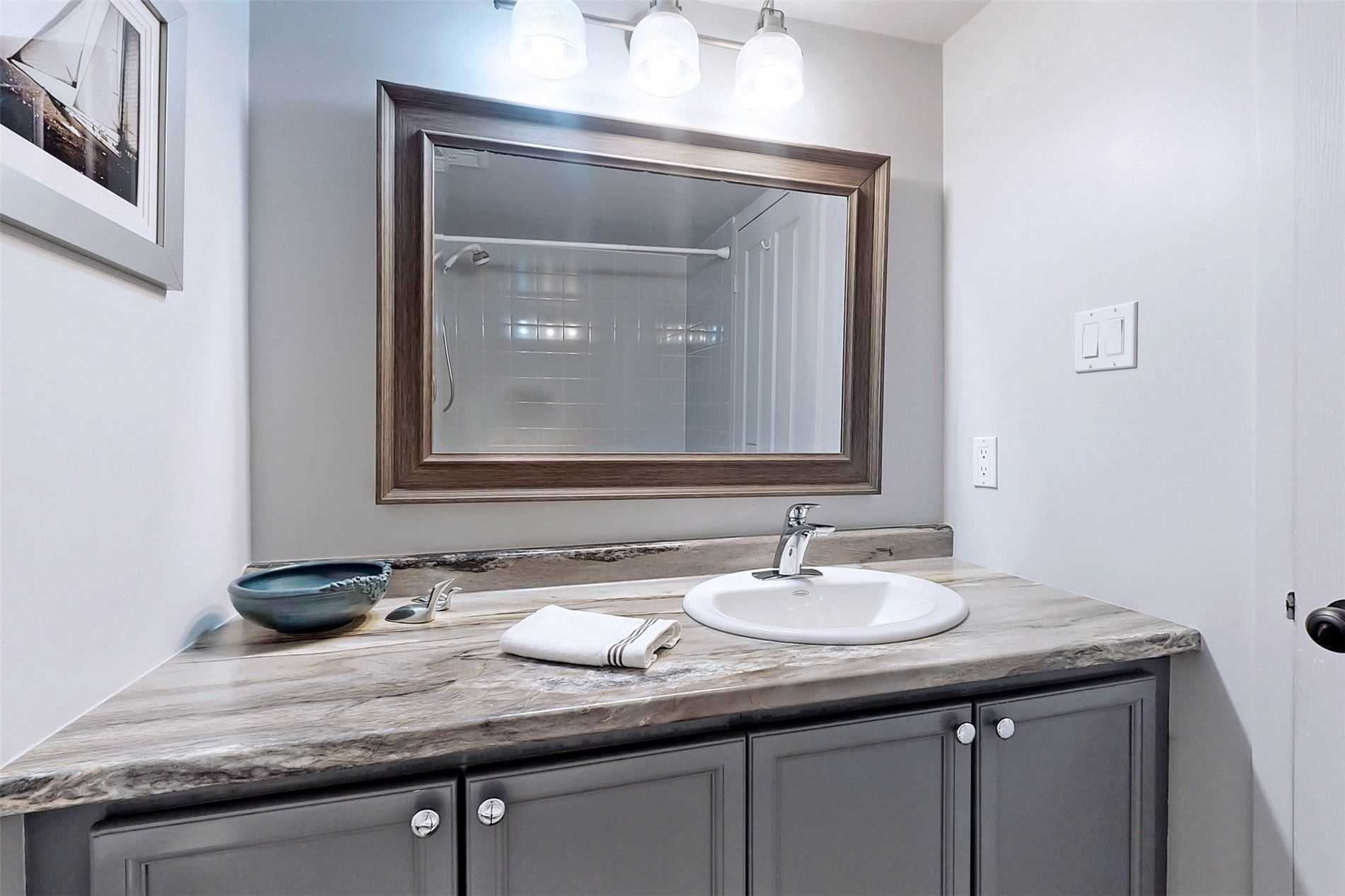 Image 17 of 40 showing inside of 2 Bedroom Condo Apt 2-Storey for Sale at 25 Cumberland Lane Unit# 105, Ajax L1S7K1