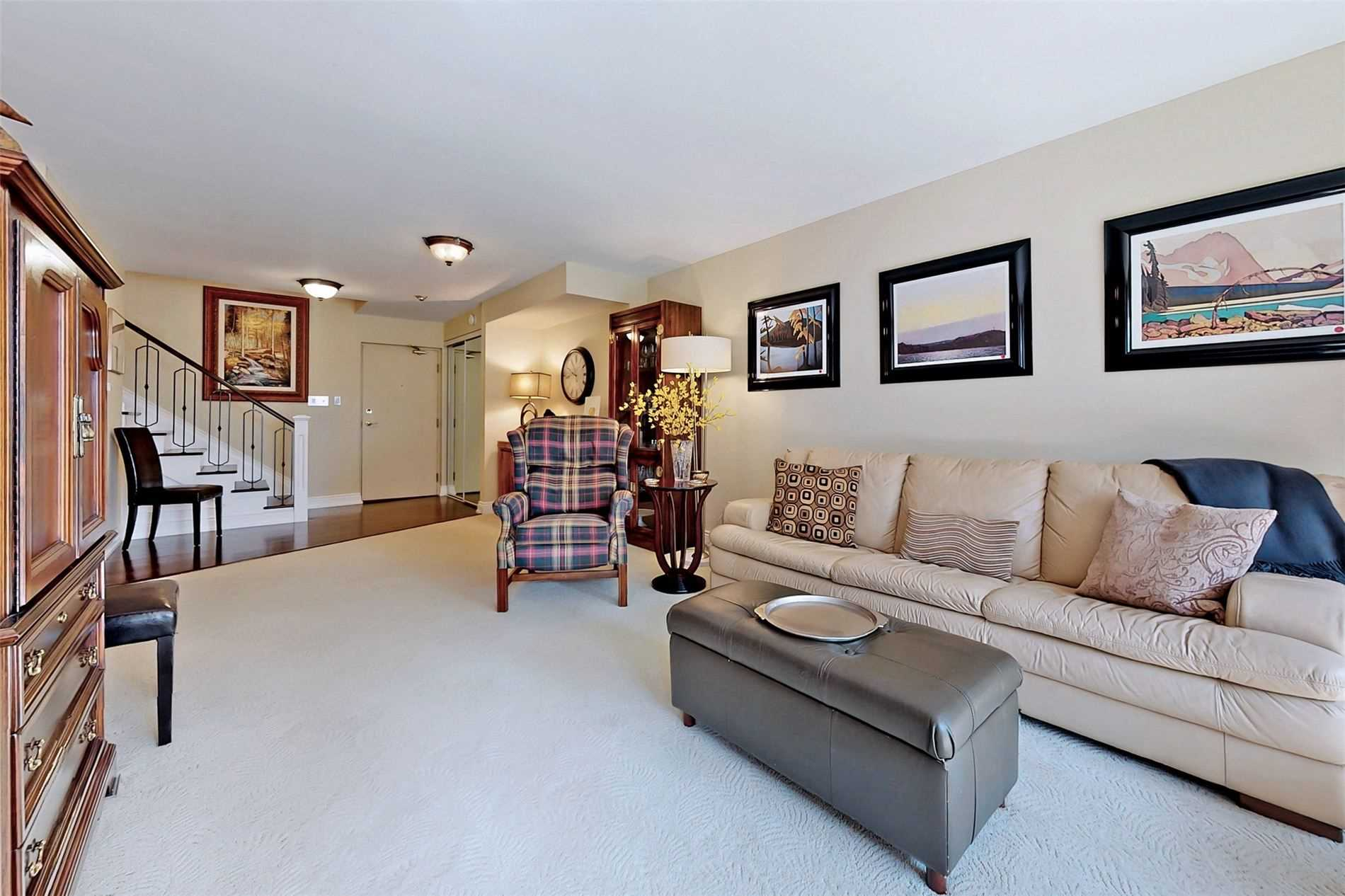 Image 38 of 40 showing inside of 2 Bedroom Condo Apt 2-Storey for Sale at 25 Cumberland Lane Unit# 105, Ajax L1S7K1