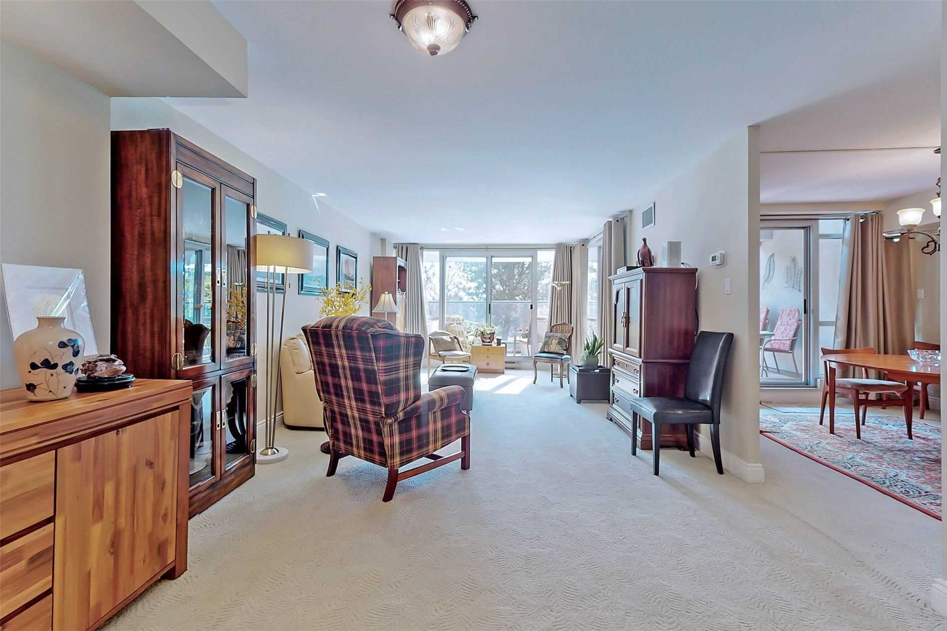Image 39 of 40 showing inside of 2 Bedroom Condo Apt 2-Storey for Sale at 25 Cumberland Lane Unit# 105, Ajax L1S7K1