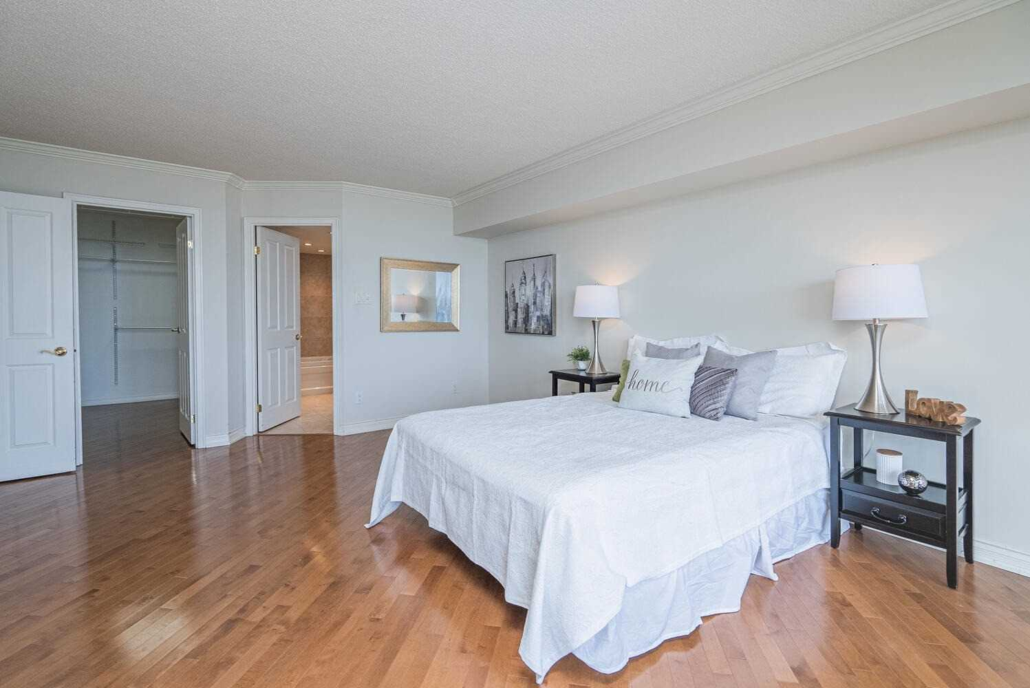 Image 10 of 38 showing inside of 2 Bedroom Condo Apt Apartment for Sale at 70 Cumberland Lane Unit# 503, Ajax L1S7K4