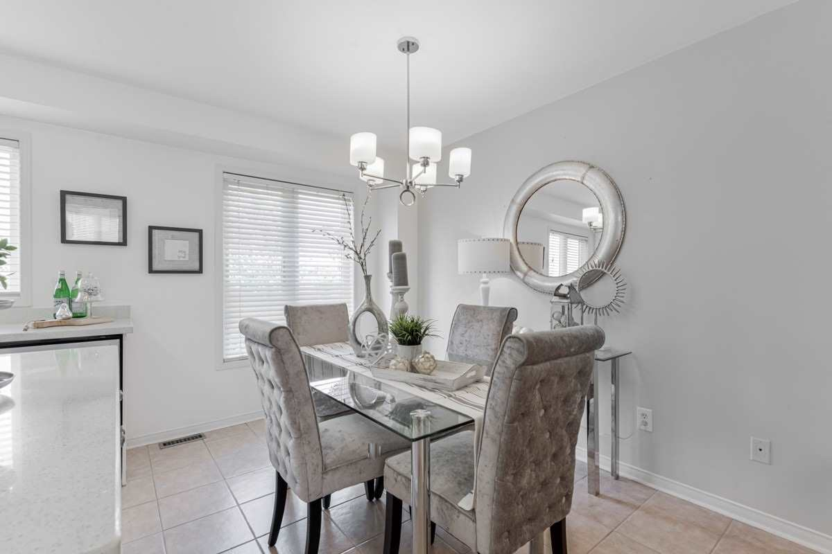Image 17 of 19 showing inside of 2 Bedroom Condo Townhouse 2-Storey for Sale at 5 Pennefather Lane Unit# 56, Ajax L1T4H2
