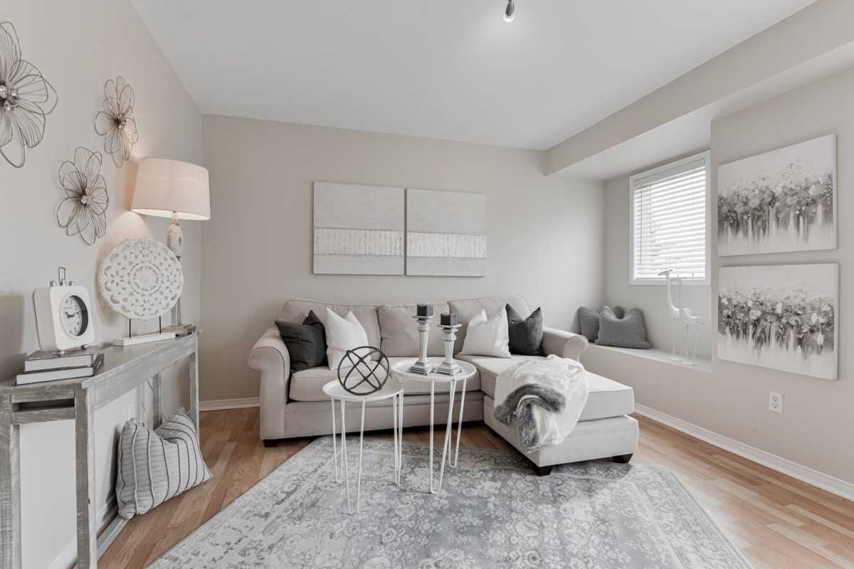 Image 18 of 19 showing inside of 2 Bedroom Condo Townhouse 2-Storey for Sale at 5 Pennefather Lane Unit# 56, Ajax L1T4H2