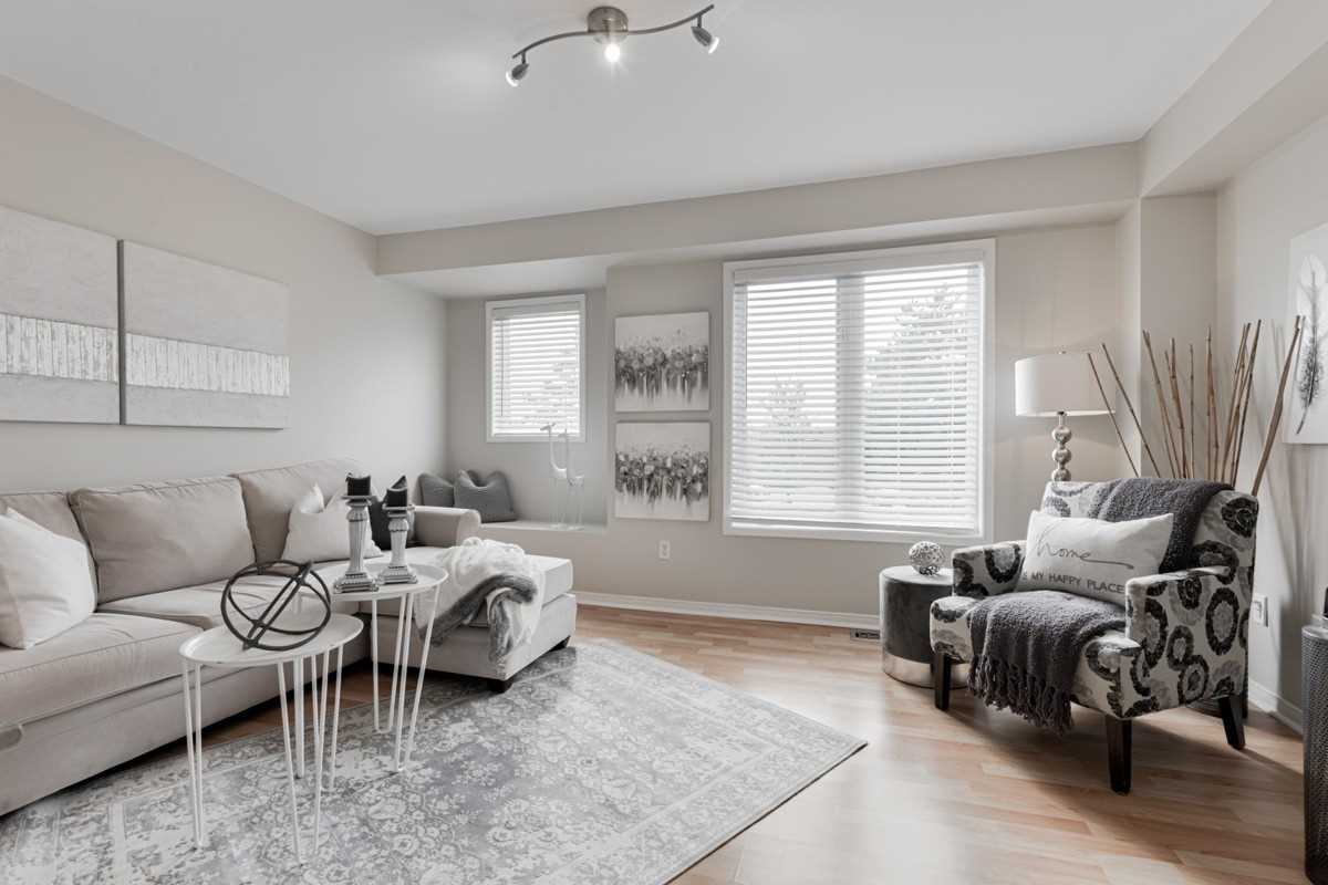 Image 19 of 19 showing inside of 2 Bedroom Condo Townhouse 2-Storey for Sale at 5 Pennefather Lane Unit# 56, Ajax L1T4H2