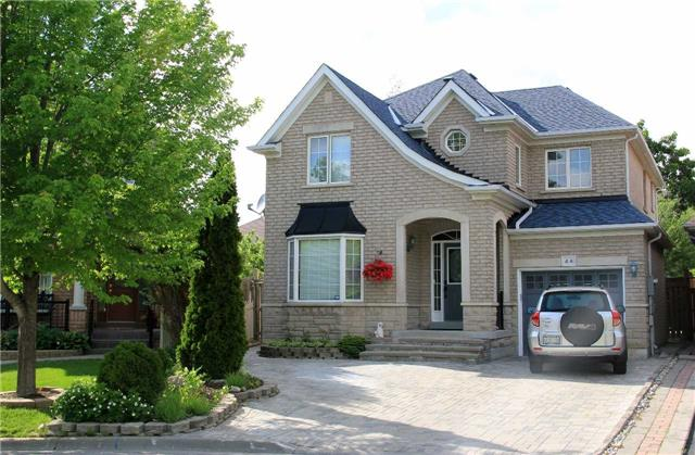 pictures of 44 Chestertown Sq, Markham L6C2R2