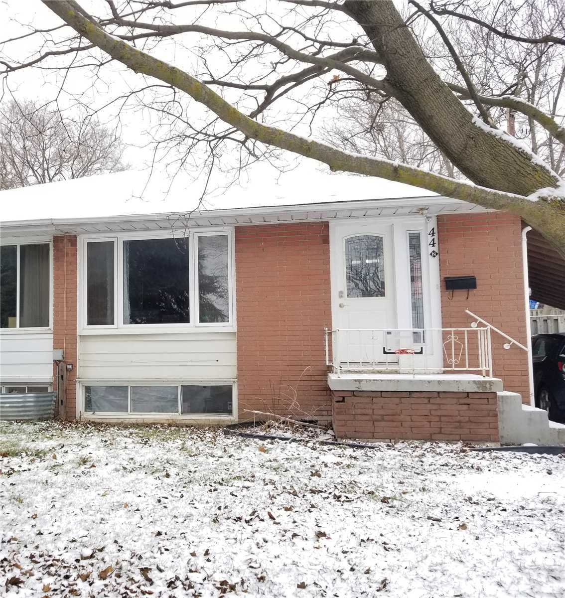 pictures of 44 Walter Ave N, Newmarket L3Y2T3