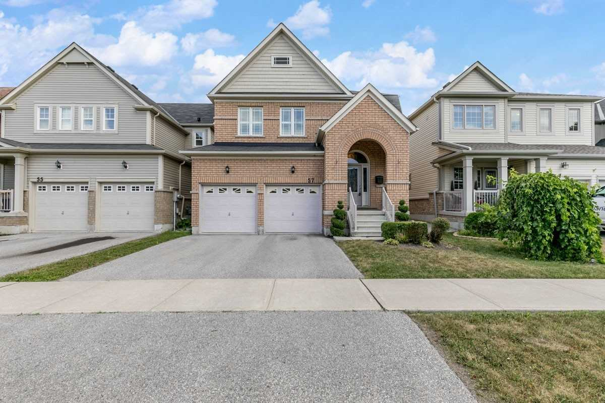 pictures of house for sale MLS: N4571255 located at 57 Faris St, Bradford West Gwillimbury L3Z0C5