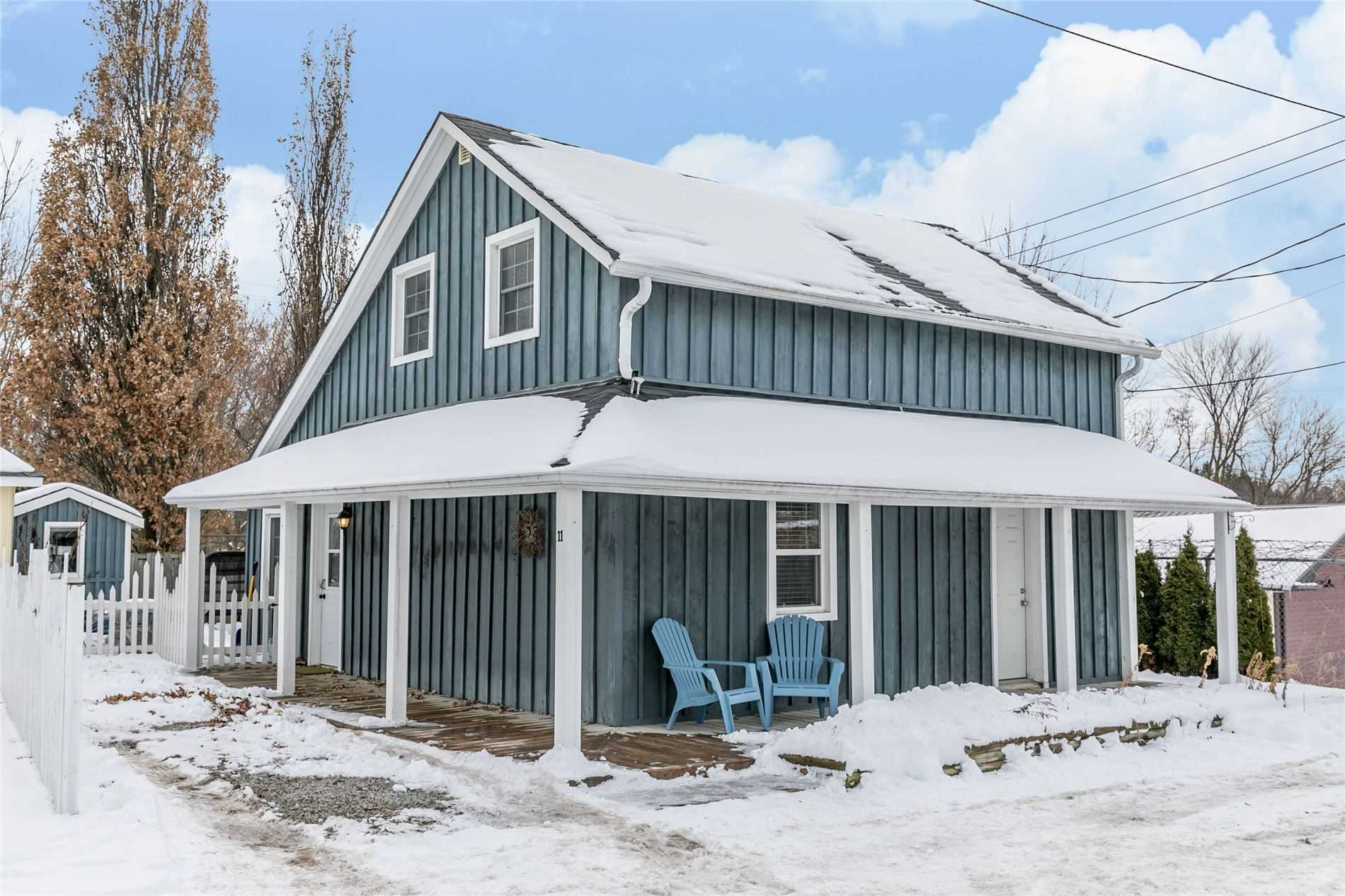 pictures of house for sale MLS: N4677138 located at 11 George St, New Tecumseth L0G1W0
