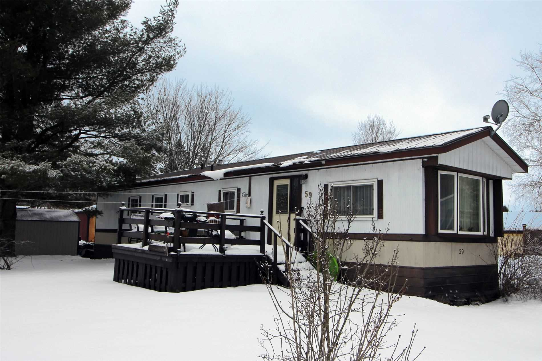 pictures of house for sale MLS: N4684712 located at 59 Shamrock Cres, Essa L0M1B1