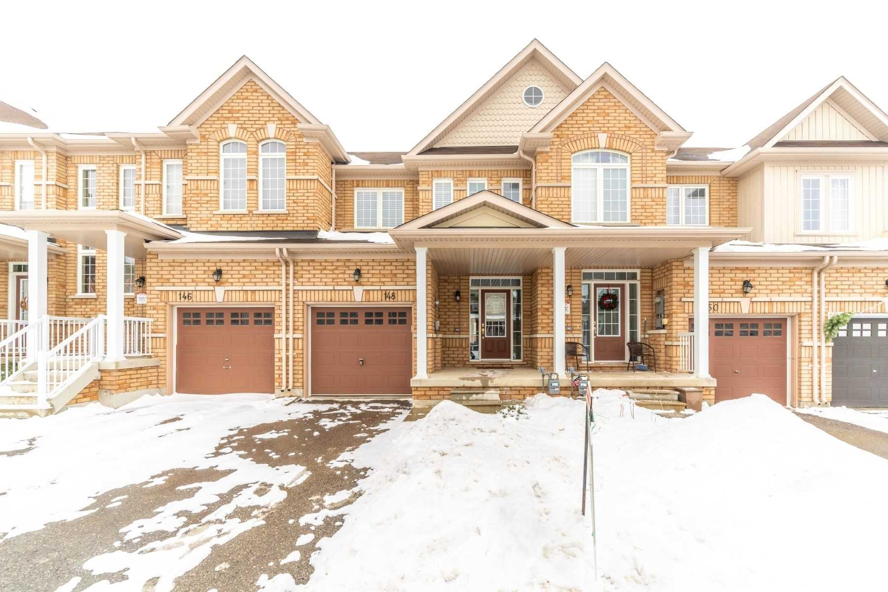 pictures of house for sale MLS: N4686832 located at 148 Matthewson Ave, Bradford West Gwillimbury L3Z0P3