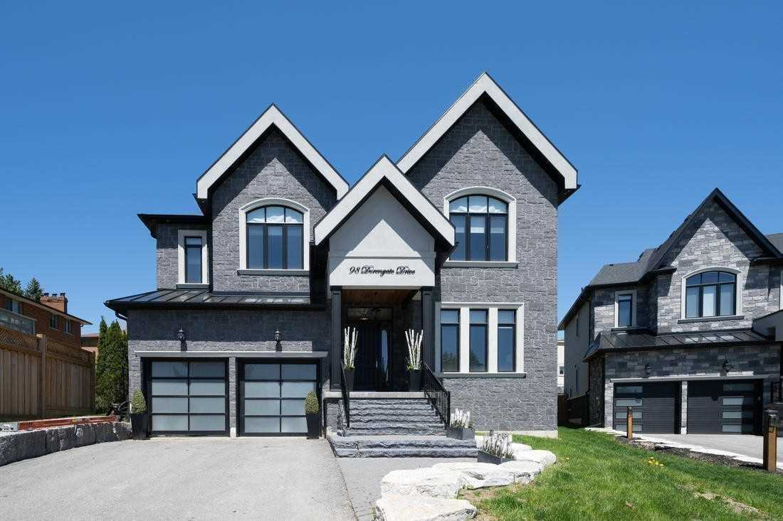 pictures of house for sale MLS: N4688549 located at 98 Dorengate Dr, Vaughan L4L1M6