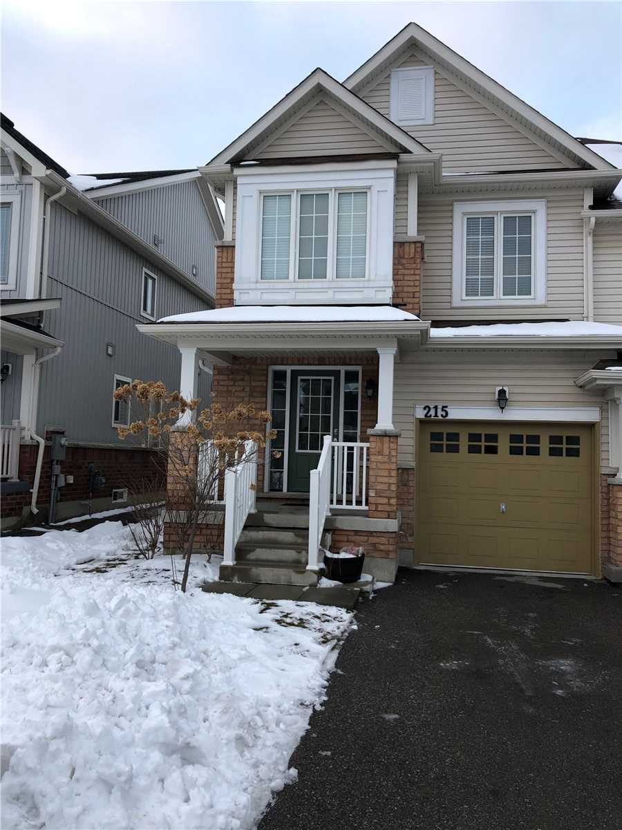 pictures of house for sale MLS: N4689506 located at 215 Orr Dr, Bradford West Gwillimbury L3Z0S2