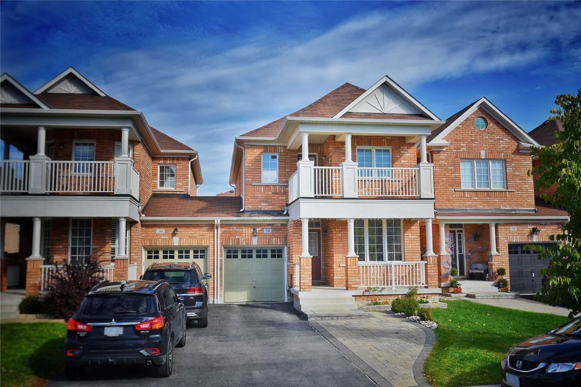 pictures of house for sale MLS: N4695955 located at 34 Juglans Cres, Whitchurch-Stouffville L4A1S5