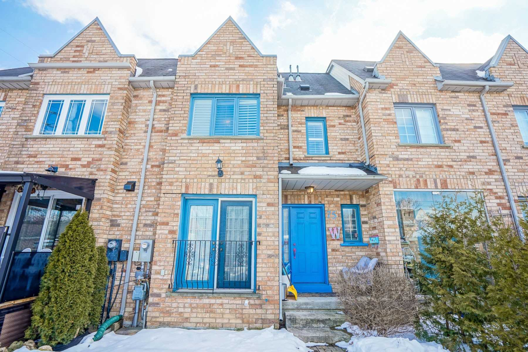 pictures of house for sale MLS: N4697196 located at 75 Lichfield Rd, Markham L3R0W9