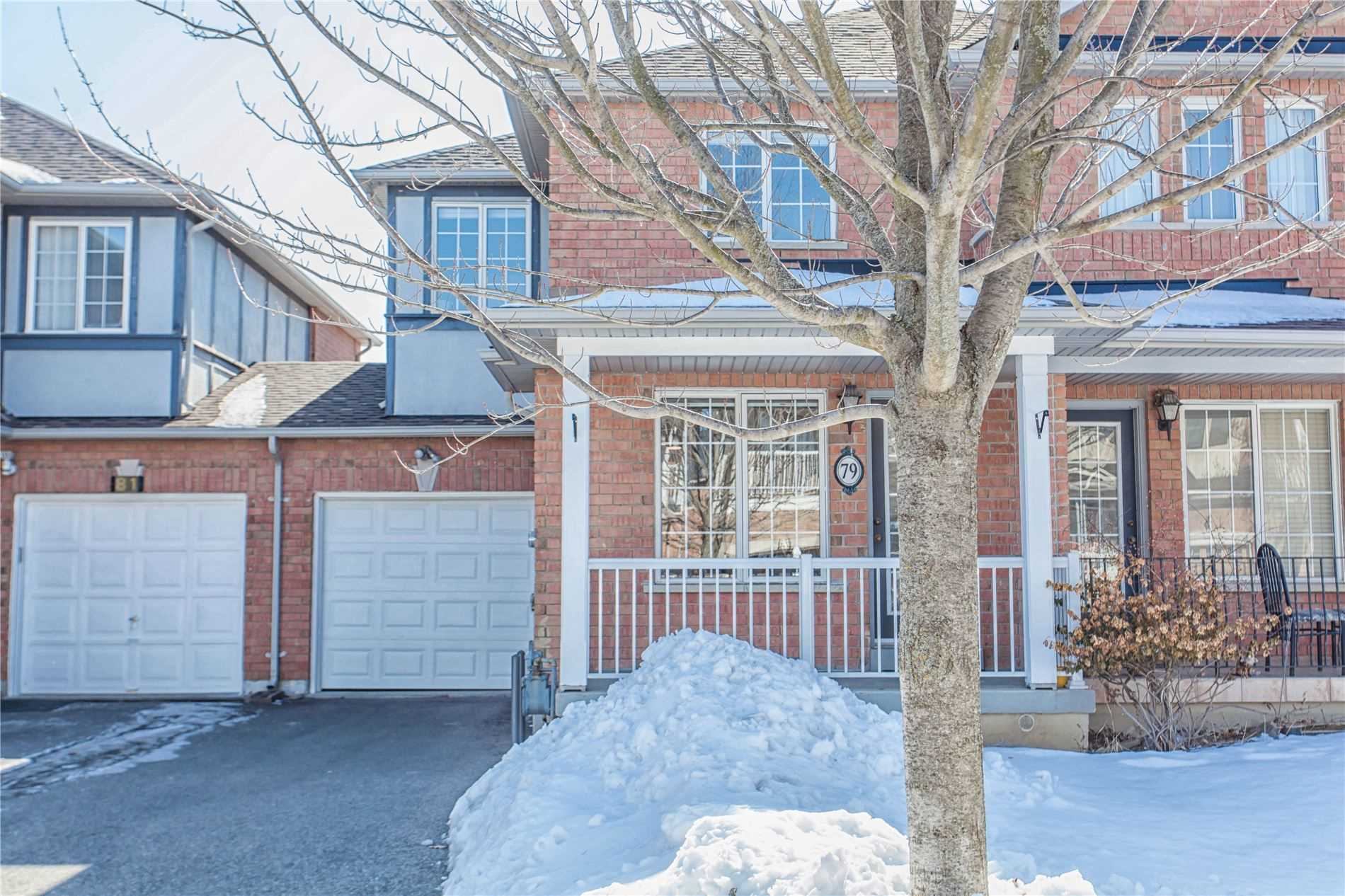 pictures of house for sale MLS: N4698203 located at 79 Warren Bradley St, Markham L6C2X4