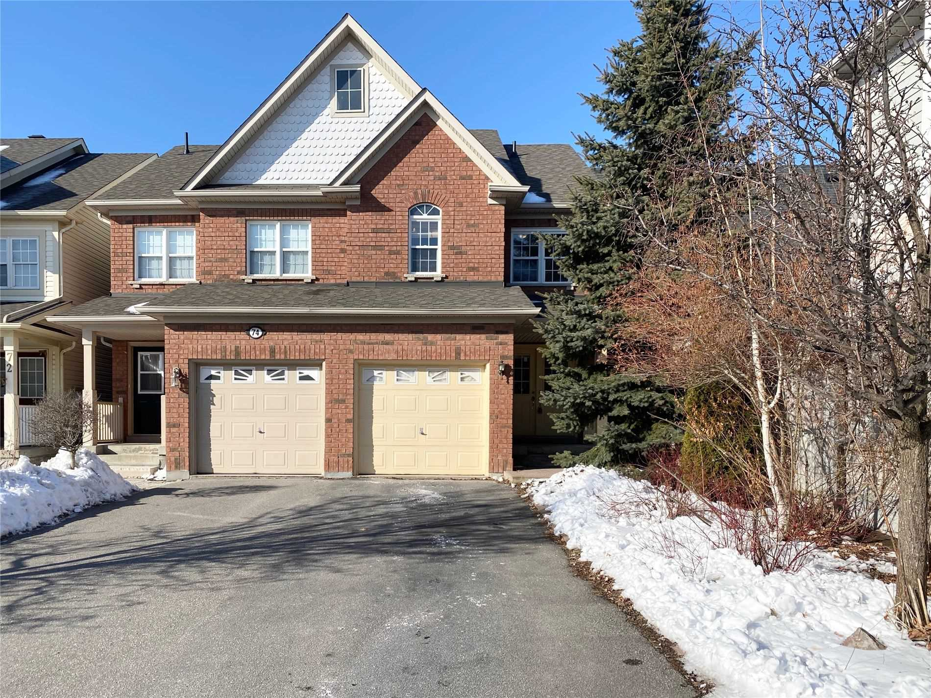 pictures of house for sale MLS: N4698612 located at 76 Milroy Lane, Markham L6B1B5