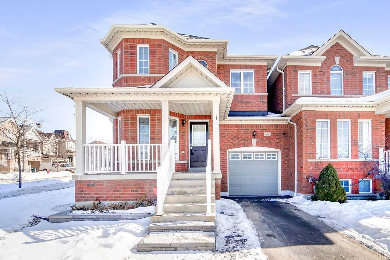 pictures of house for sale MLS: N4698843 located at 86 Firbank Lane, Whitchurch-Stouffville L4A0K9